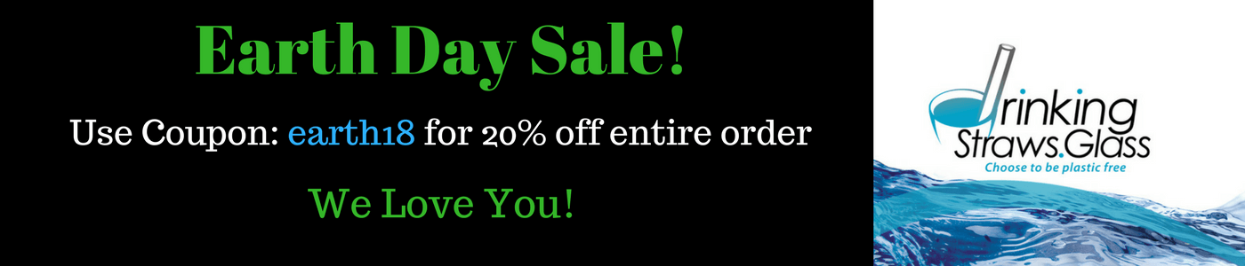Earth Day Sale!banner